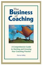Book Cover - The Business of Coaching