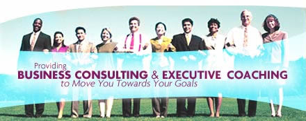 Providing Business Consulting & Executive Coaching to move you towards your goals.